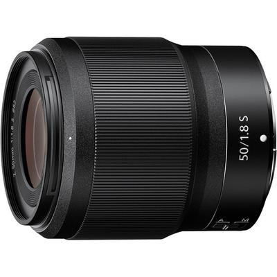 Nikon Nikkor Z 50mm f/1.8 S Lens for Mirrorless