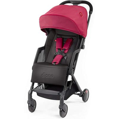 Diono Traverze Silver Edition Compact Stroller - Pink