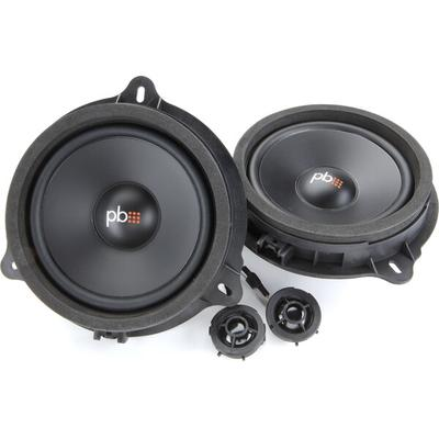 """PowerBass OE65C-FD 6-1/2"""" Ford-Lincoln Component System"""