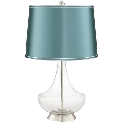 Lighting Fillable Seed Glass Table Lamp