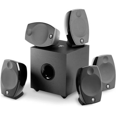 Focal SibEvo 5.1 package home theater speaker system