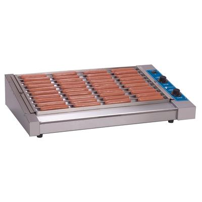 Antunes HDC-50A 50 Hot Dog Roller Grill - Slanted Top, 120v on Sale