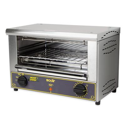 Equipex BAR-100/1 Countertop Commercial Toaster Oven - 120v on Sale