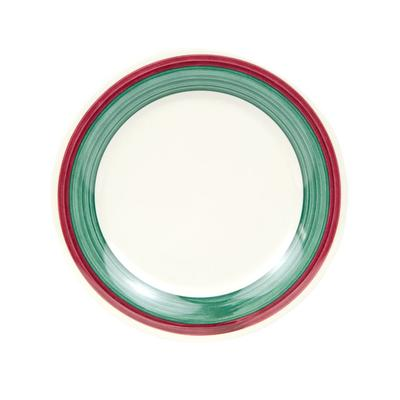 GET WP-9-PO 9 Round Dinner Plate, Melamine, White on Sale