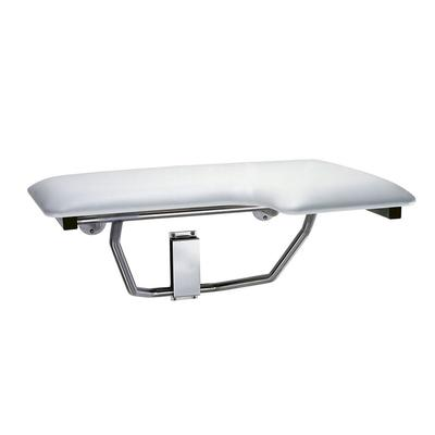 Bobrick B518 Folding Shower Seat, Left Hand Seat on Sale