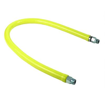 T&S HG-2C-24 24 Gas Connector Hose w/ 1/2 Male/Male Couplings on Sale