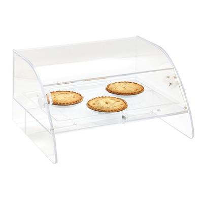 Vollrath XLBC1F-1826-13 1 Tier Self-Service Pastry Display Case - Acrylic, Clear