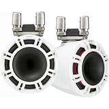 Kicker 44KMTC94W White 9 Marine Horn Tower Speaker