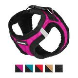 Best Pet Supplies - Best Pet Supplies Voyager Padded Fleece Dog Harness, Rose, X-Small