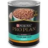 Purina Pro Plan Focus Puppy Classic Chicken Entree Grain-Free Canned Dog Food, 13-oz, case of 12