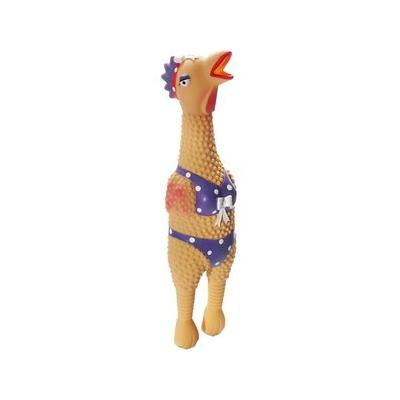 Charming Pets Squawkers Dog Toy, Henrietta, Large