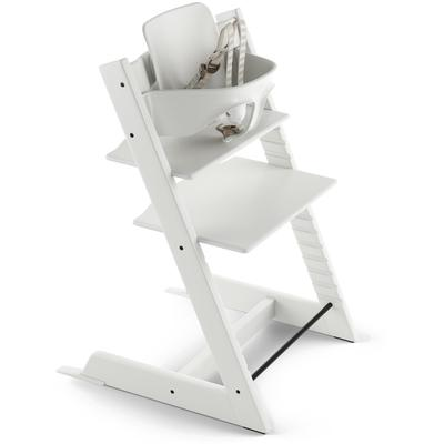 Stokke 2019 Tripp Trapp High Chair - White
