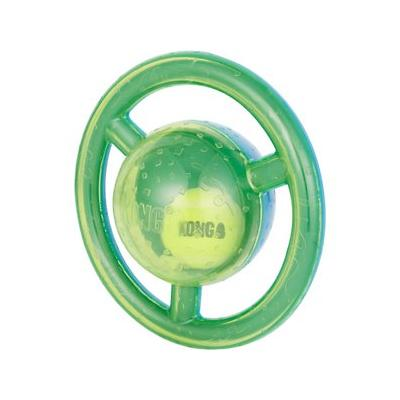 KONG Jumble Disc Dog Toy, Color Varies, Large