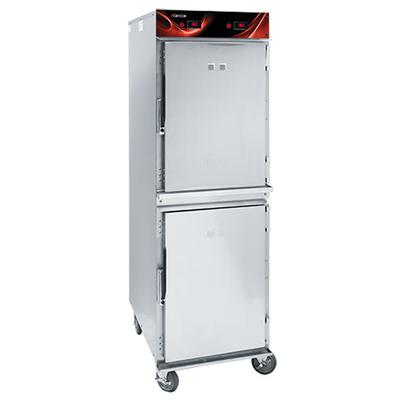 Cres Cor 1000-HH-SS-2PDE Full Height Insulated Mobile Heated Cabinet w/ (16) Pan Capacity, 120v on Sale