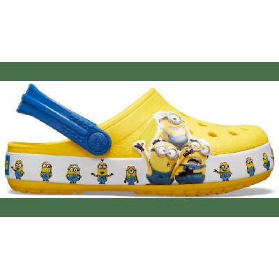 Crocs Yellow Kids' Crocs Fun Lab...