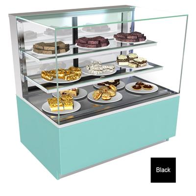 Structural Concepts NR3647DSV 36 Full Service Bakery Case w/ Straight Glass - (3) Levels, 110/120v/1ph on Sale