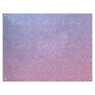 Ebern Designs Kitterman Ombre Rpg By Katelyn Elizabeth Tapestry Location Indoor Polyester In Pink Size 71 H X 83 5 W Wayfair Shefinds