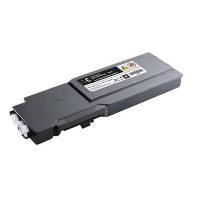 Dell C3760n/C3760dn/C3765dnf Cyan Toner - 5000 pg high yield -- part 84JJX sku 331-8428
