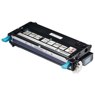 Dell 3110cn Cyan Toner - 4000 pg standard yield -- part RF012 sku 310-8095