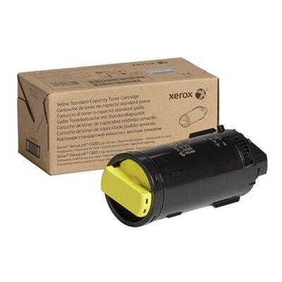 Xerox Versalink C605 Yellow Toner Cartridge for Versalink C600, C605