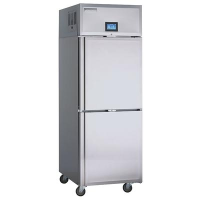 Delfield GADTR1P-SH 27 One Section Commercial Refrigerator Freezer - Solid Doors, Top Compressor, 115v on Sale