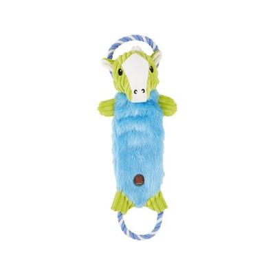 Charming Pets Rip 'Ems Horse Dog Toy